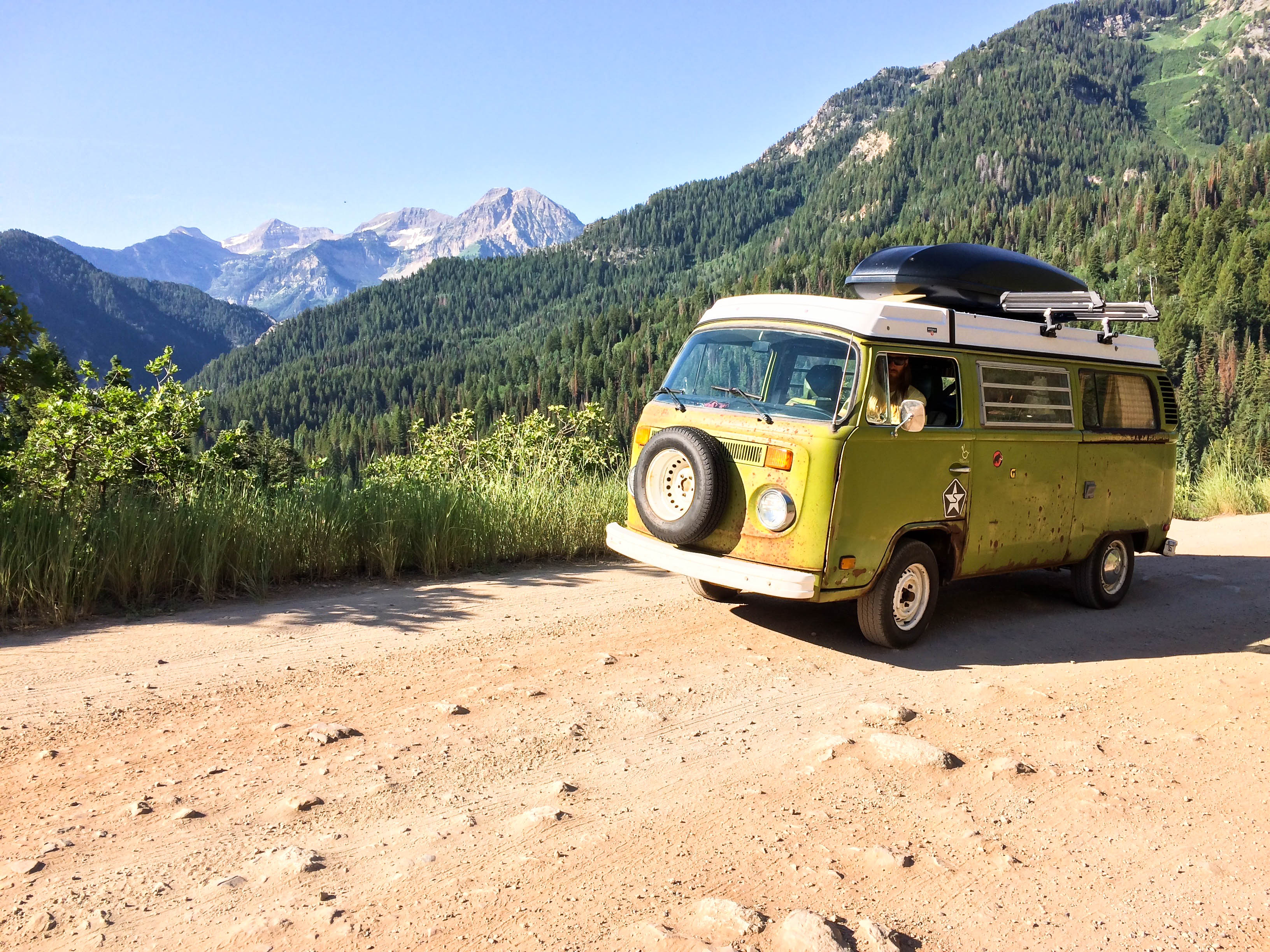 Pros And Cons Of Living In A Vw Bus Why We Chose A New Van Home Simply Mountain People