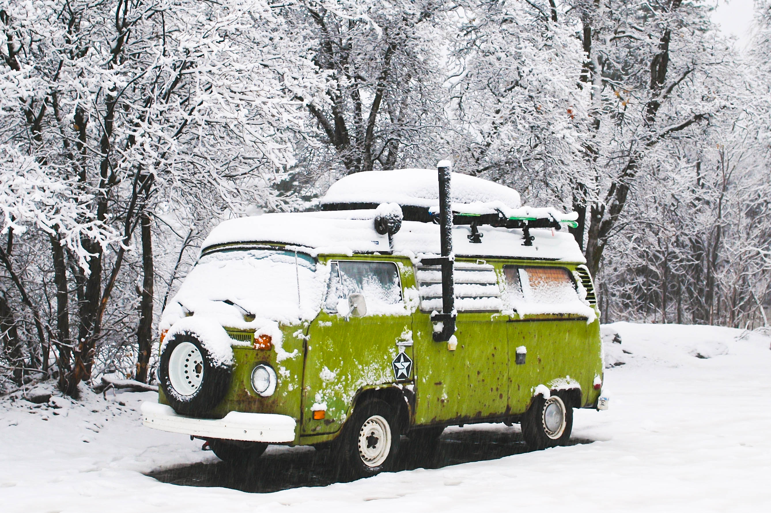 Pros And Cons Of Living In A VW Bus: Why We Chose A New