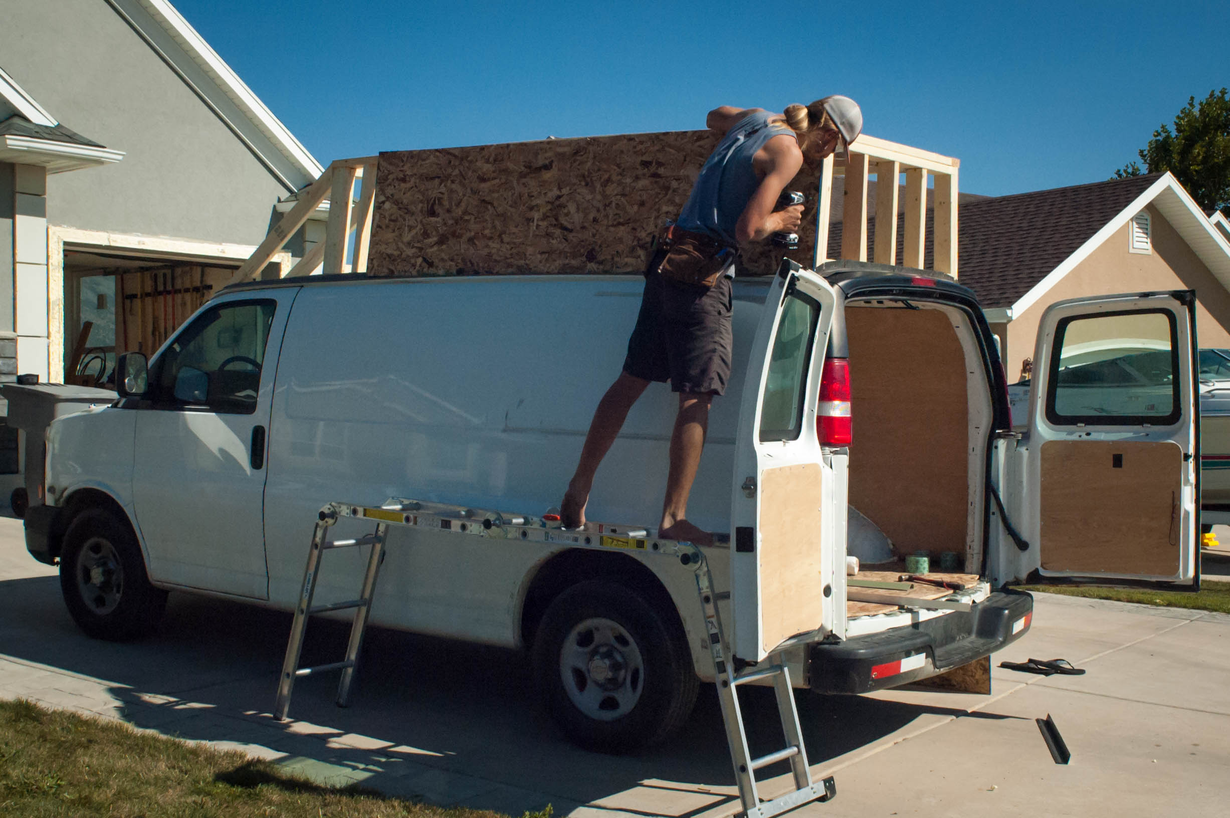 All about Simple Homemade Truck Camper With Diy Air